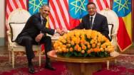 Africa Ethiopia Obama