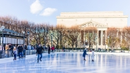 The National Gallery of Art Ice Rink