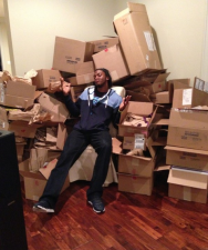 RGIII Thanks Fans for Wedding Gifts