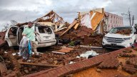 19 Dead Amid Reported Tornadoes, Other Storms in South