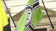 Vienna Residents Say Neighbor's Flag is Racist