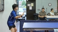 11-Year-OId Table Tennis Prodigy Eyes Olympics