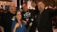 'Masher' Maloney Meets Pro Wrestlers at Winter Meetings