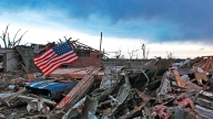 Oklahoma Residents Arrive In DC One Day After Tornado