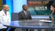 News4 Your Sunday: Health and Fitness Expo Medical Screening