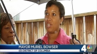 DC Mayor Bowser Goes on Rat Patrol