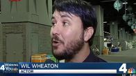 Wil Wheaton Talks About STEM, Sci Fi Relationship