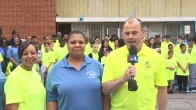 Comcast Cares Day at Seabrook Elementary