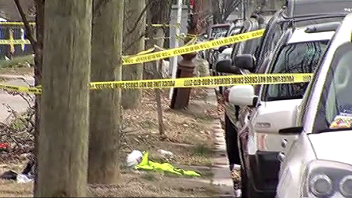 Teen Girl Stabbed; 2 Men Shot Just a Block Apart in DC