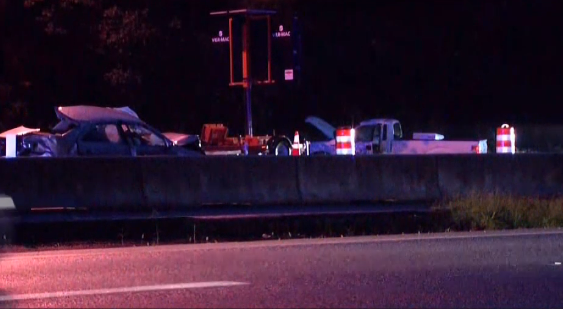 1 Dead in Serious Crash Along I-66 in Virginia | NBC Washington