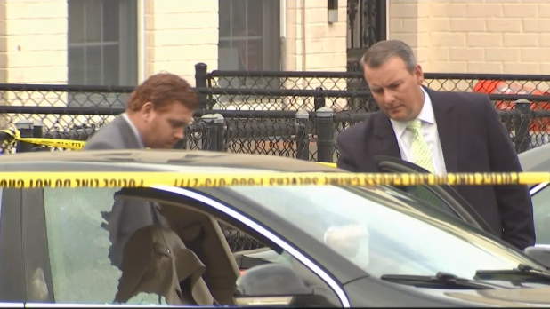 Man, Woman Shot Inside Car in DC With Children in Back Seat