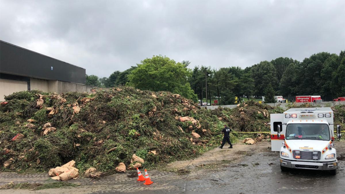 MD Worker Dies After Accidentally Being Buried in Debris