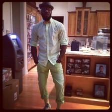 DeShawn Stevenson Has an ATM in His Kitchen