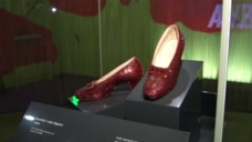 So How Do You Restore Dorothy's Ruby Slippers?