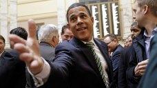 Reps. Brown, Beyer To Skip Inauguration, Cite Trump Tweets