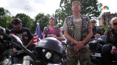 Bikers Gather for Cathedral's 'Blessing of the Bikes'