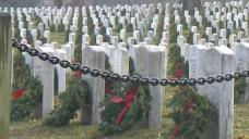 Concerns About Paying for Wreath for Arlington Graves