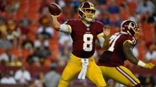 Cousins Finds Rhythm Against Reserves as Redskins Beat Bills
