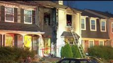Fire Destroys Centreville Home Displaces Residents