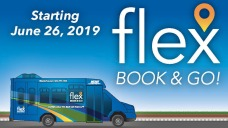On-Demand Bus Service Begins Operating in Montgomery County