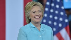 History, Hostility as Clinton Ascends to Nomination<br />