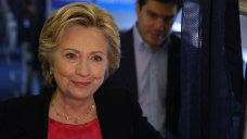 Clinton Holds Rally in North Carolina