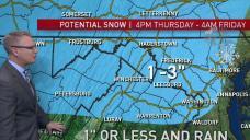 Your Thursday Forecast: Brace Yourself for Snow and Rain