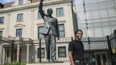 Nelson Mandela's Grandson Studying at George Mason University