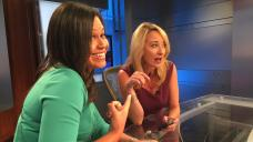 News4 Today Anchors Help Each Other