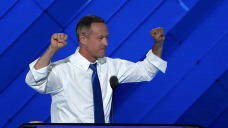 Former Md. Gov. Martin O'Malley Speaks at Convention