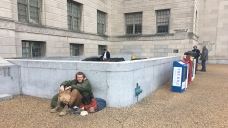 Man Sues Metro, Says Officers Stopped Him From Panhandling