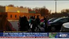 Prince George's County Teachers Protest Leadership