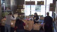 Shutdown Resource Center Offers Food in Downtown DC