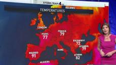 The Science Behind Europe's Heat Wave
