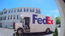 Video Catches FedEx Driver Tossing Package at Front Door