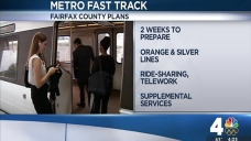 Fairfax County Prepares for Metro Service Disruptions