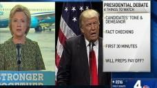 4 Things to Watch During the Presidential Debate