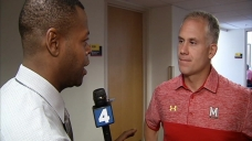 Durkin and the Terps Ready for Big Ten Play