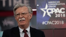 Bolton May Herald Hawkish Shift in Trump's Foreign Policy