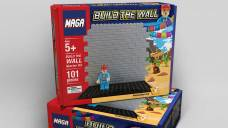 MAGA-Themed Building Blocks Urge Kids to 'Build the Wall'
