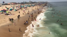 Woman Impaled by Beach Umbrella in Ocean City: Spokeswoman