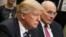Kelly: Trump Working on 'Streamlined' Travel Ban