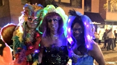 High Heel Race to Draw DC Drag Queens
