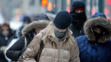 Wind Chills to Plunge Into Teens in DC