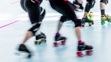 For Your Weekend: Halloween Roller Derby, Virtual Reality