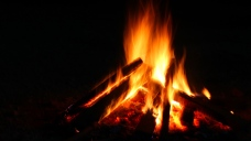 Girls Brave Night-Freeze in First Camping Trip as Boy Scouts