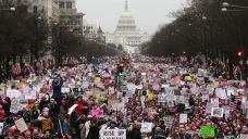 'March on the Polls' Planned for Women's March Anniversary