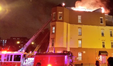 11 Adults, Children Displaced by Early Morning Fire in DC