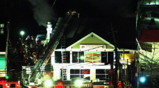 Firefighters Battle Fire at Takoma Park Restaurant