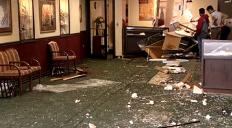 Thieves Crash Stolen Car Into Bethesda Jewelry Store